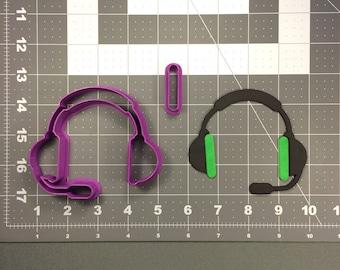 Headphone 266-118 Cookie Cutter Set