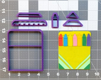 Crayons 266-521 Cookie Cutter Set