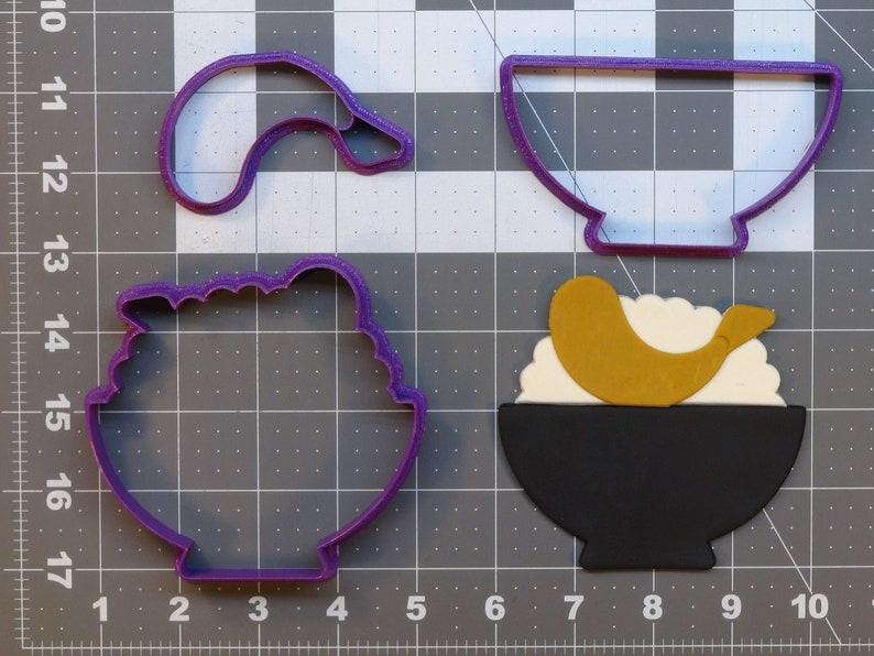 Tempura Bowl 266-C122 Cookie Cutter Set