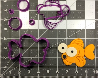 Fish 101 Cookie Cutter Set