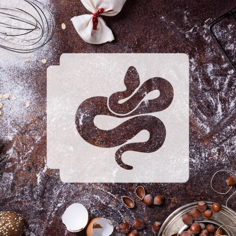 Snake 783-C246 Stencil image 0