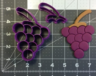 Grapes 100 Cookie Cutter Set