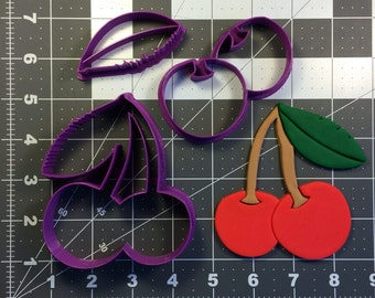 Cherries 100 Cookie Cutter Set