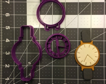 Watch 101 Cookie Cutter Set