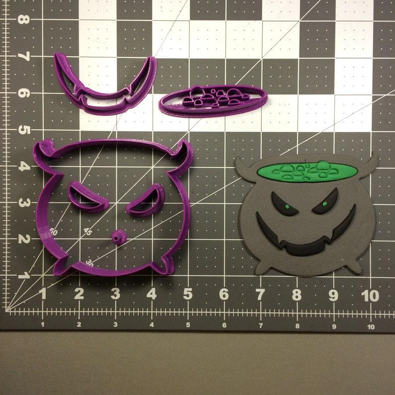 Cauldron 101 Cookie Cutter Set