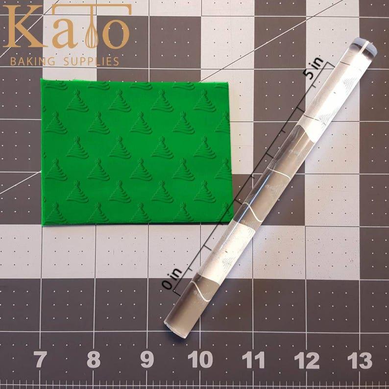 Christmas Tree 765-069 Rolling Pin