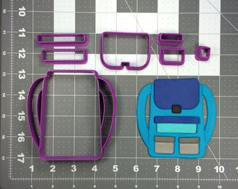 Backpack 266-231 Cookie Cutter Set