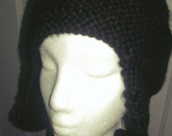 Heavy Ear Flap Hat - Adult