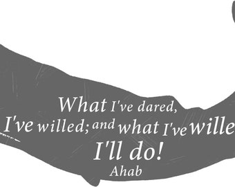 moby dick quotations