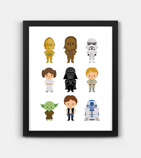 Han Solo Frozen Star Wars Giant Poster A0 A1 A2 A3 A4 Sizes