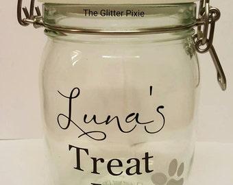 Pet Treat Jars, treat jar, biscuits, pets, gifts for pets, dog treats, cat treats, animals