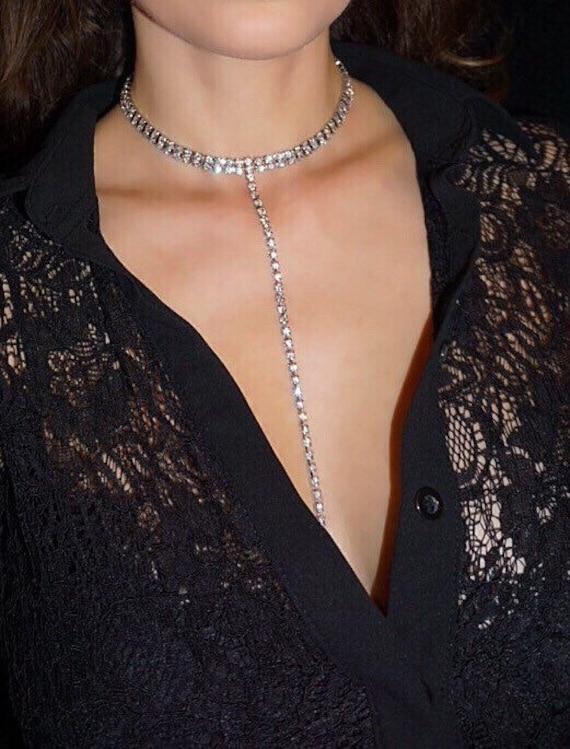 collier ras de cou lasso
