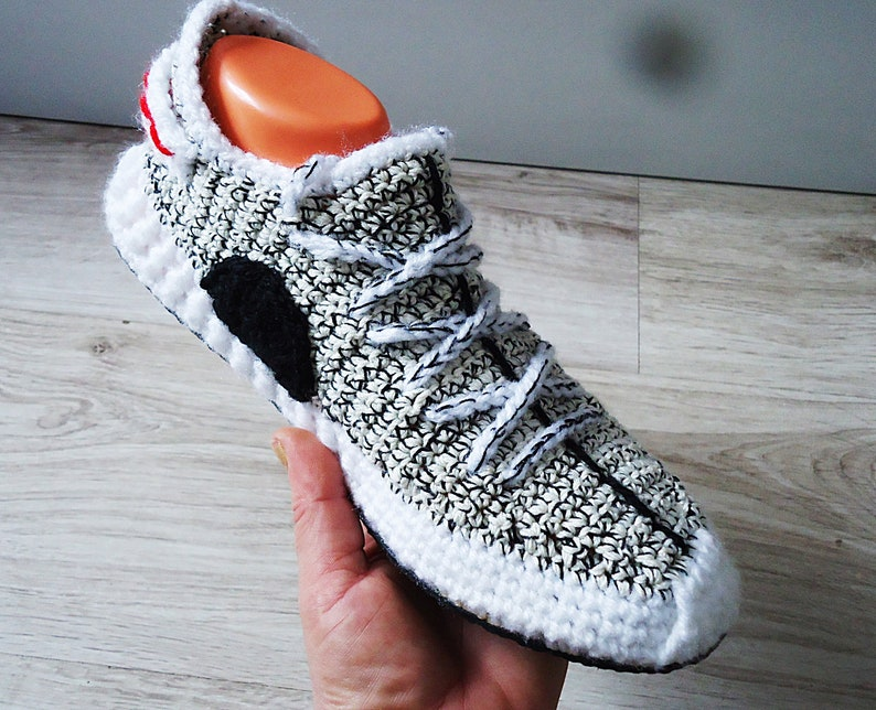 e6dc8942c038c Yeezy Boost Crochet Yeezy Shoes Unisex Slippers Unisex