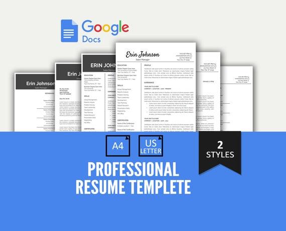 Resume Template Google Docs Creative Resume Template Google Docs Resume And Cover Letter Template Google Doc Two Page Student Marketing