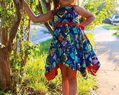 Toddler Girls Petal Dress...
