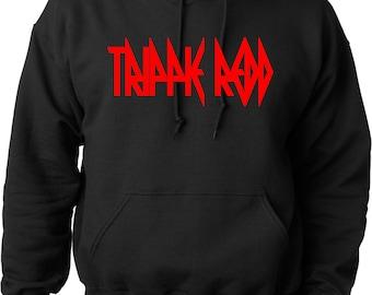 d8b4a503af86 Trippie Redd hoodie Logo  Inspired fan Merch  Kanye West Tekashi 6ix9ine   Sweater Purple Krush Lil Pump Love Scars Drake Lil Peep rap hiphop