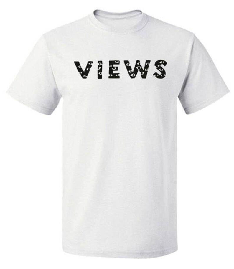 53d0bc3af5af Drake Summer Sixteen Tour Official Views Logo Tee Ovo Shirt