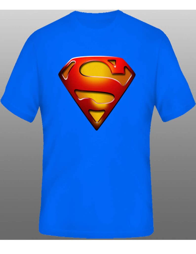 Superman Shirt Unisex Adult Shirt Marvel Comics Shirt