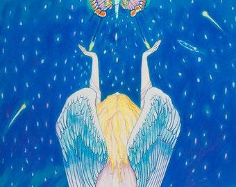 Transformation Angel