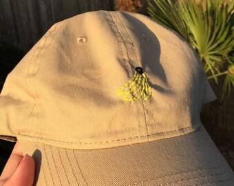 Banana Embroidered Baseball Cap