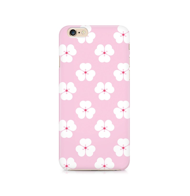 finest selection 5d069 65d43 Japanese cherry blossom cell phone case, pink flower, Apple iphone, Samsung  Galaxy, Note, 6, 6 plus, 5, 4 etc