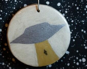 UFO pendant