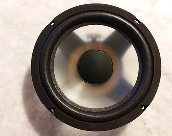 """8"""" Infinity Woofer Replacement NEW! Free Shipping! Clear Poly Cone Heavy Duty better Than Stock!"""