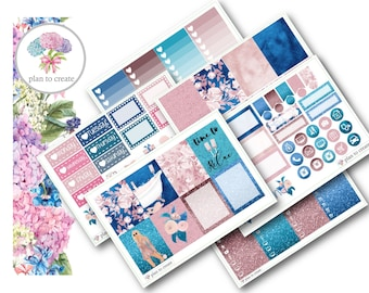 Relax Weekly Planner Kit