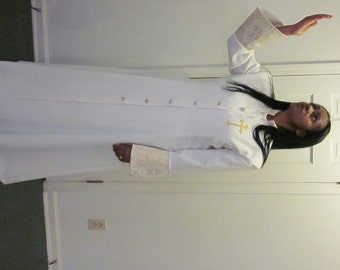 Clerical Apparel (Eve) Robe for Wedding Ceremonies f3855f53c