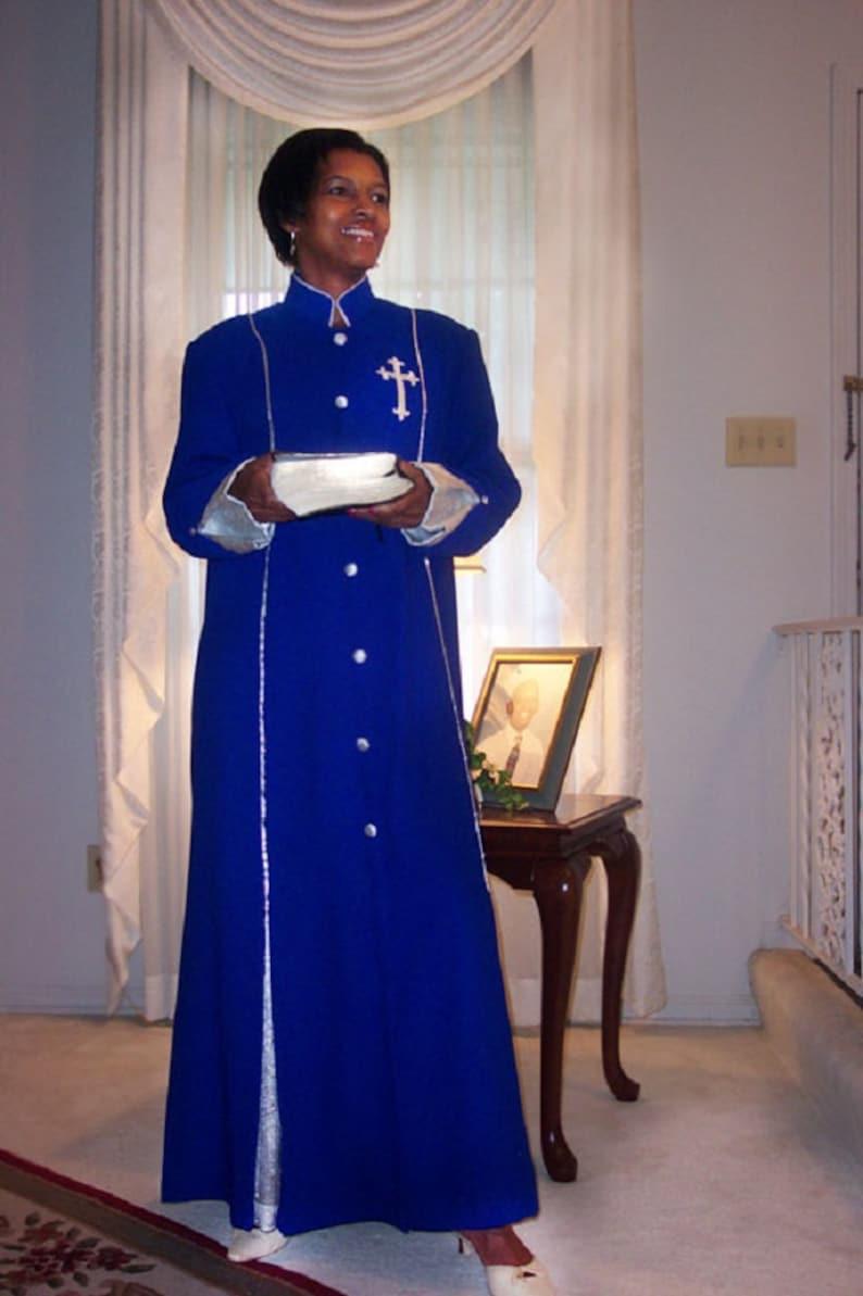Clergy Gown Deborah Outstanding Clergy Vestment For Women  80b1753b1
