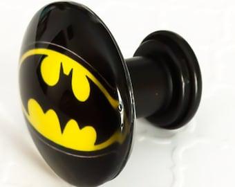 batman dresser drawer knobs kids dresser pulls batman bathroom superhero knobs - Batman Bathroom
