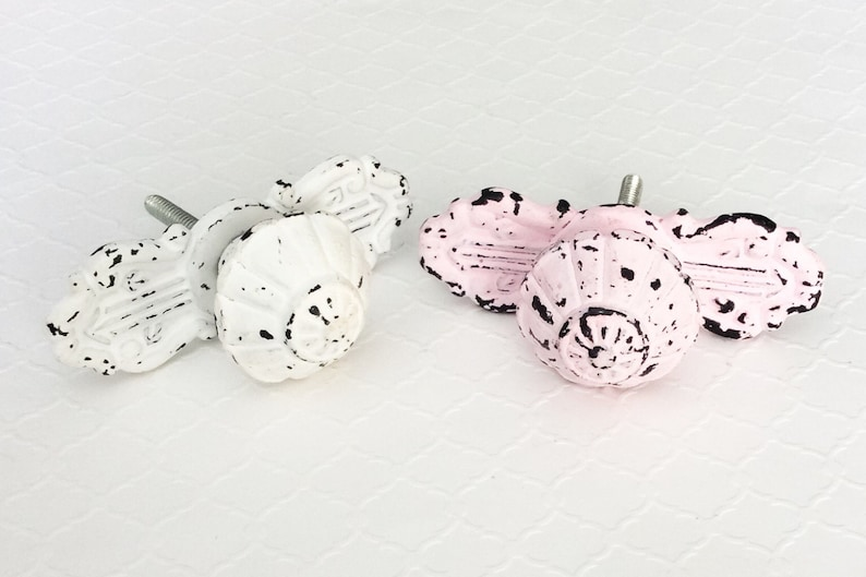 Anthropologie Knobs   Cabinet Knobs   Shabby Chic Knobs