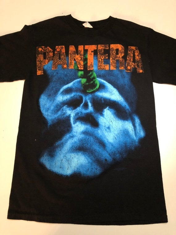Awesome Vintage Pantera Far Beyond Driven Tour T Shirt Etsy