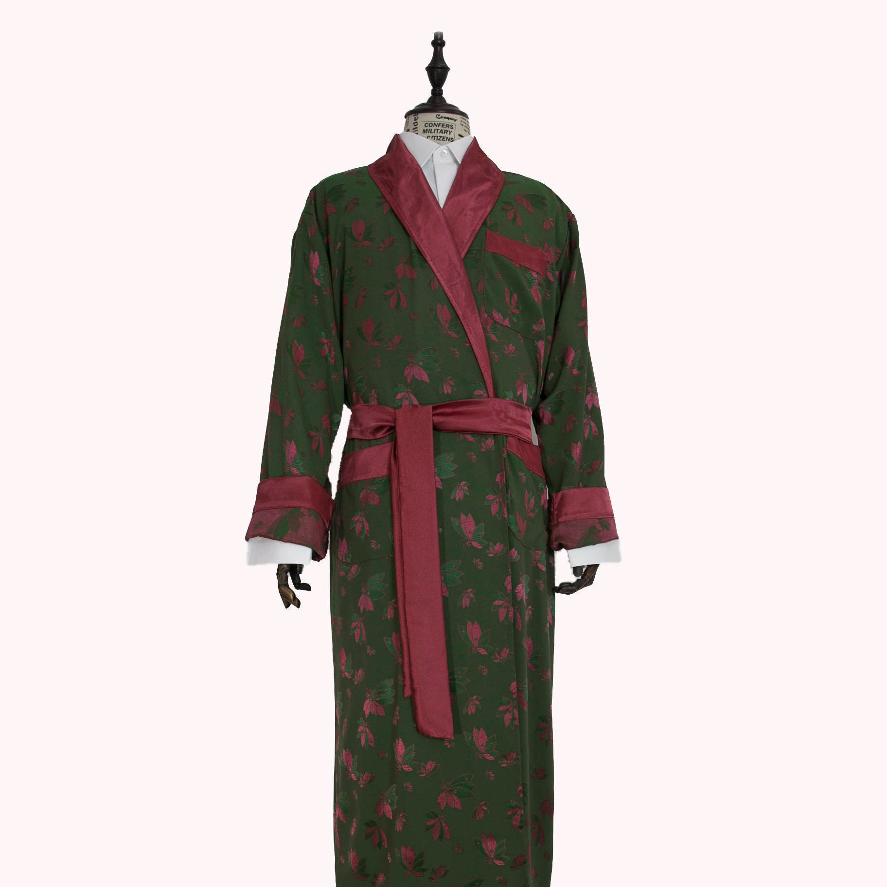 SILK SOFT Dressing Gown, Pajamas & Robe for Men, Night Dress ...