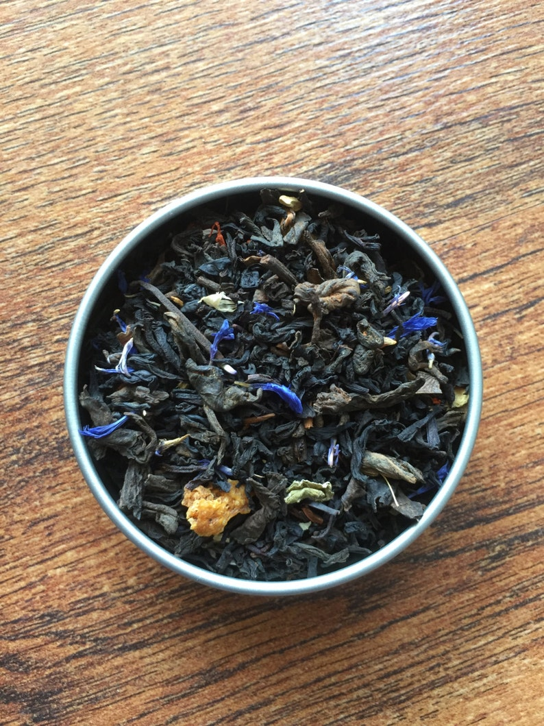 Rhysand  ACOMAF and ACOTAR Inspired Loose Leaf Tea Blend  image 0
