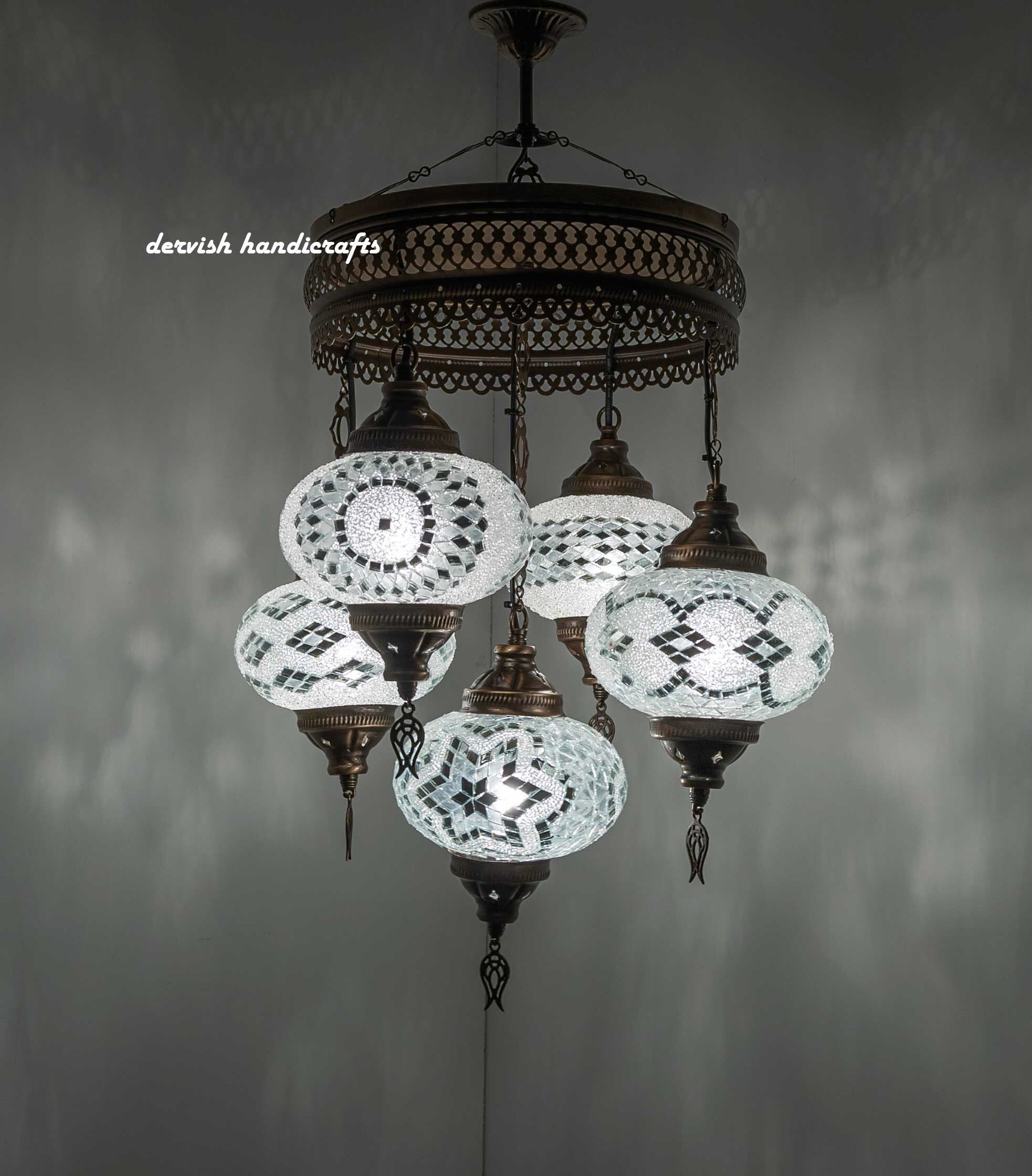 Ceiling lamp chandelier lighting turkish lamp hanging lampshades entryway chandelier hanging pendant light moroccan lamp hanging