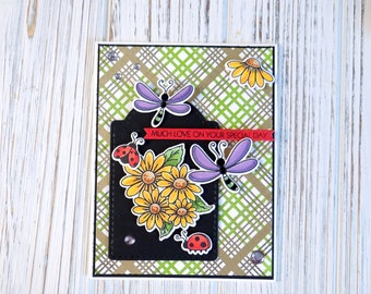 On Your Special Day Handmade Card
