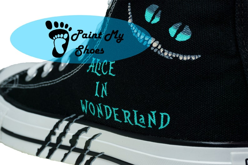 d4a30e7282 Custom shoes, Cat, converse, Hand painted shoes, cartoon shoes, free  shipping in the US, V2