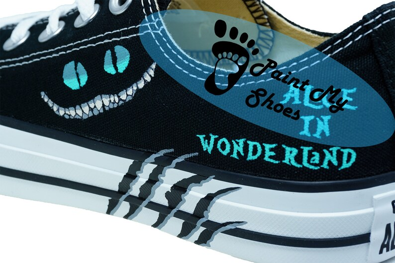 e095976112 Custom shoes, Cat, converse, Hand painted shoes, cartoon shoes, free  shipping in the US, V3