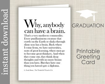 image relating to Free Printable Funny Graduation Cards called 65th Birthday printable card birthday printable Medicare Etsy