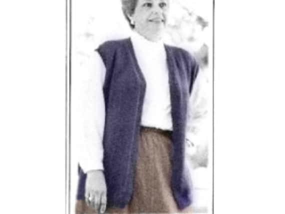 Larger Size Vest Knitting Pattern For Women Pdf Pattern Etsy