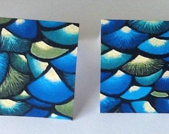 9 Art Deco Mini Note Cards