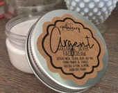 ARGENT colloidal silver face cream with evening primrose oil 30 PPM 99.99 light, healing, hydrating acne friendly