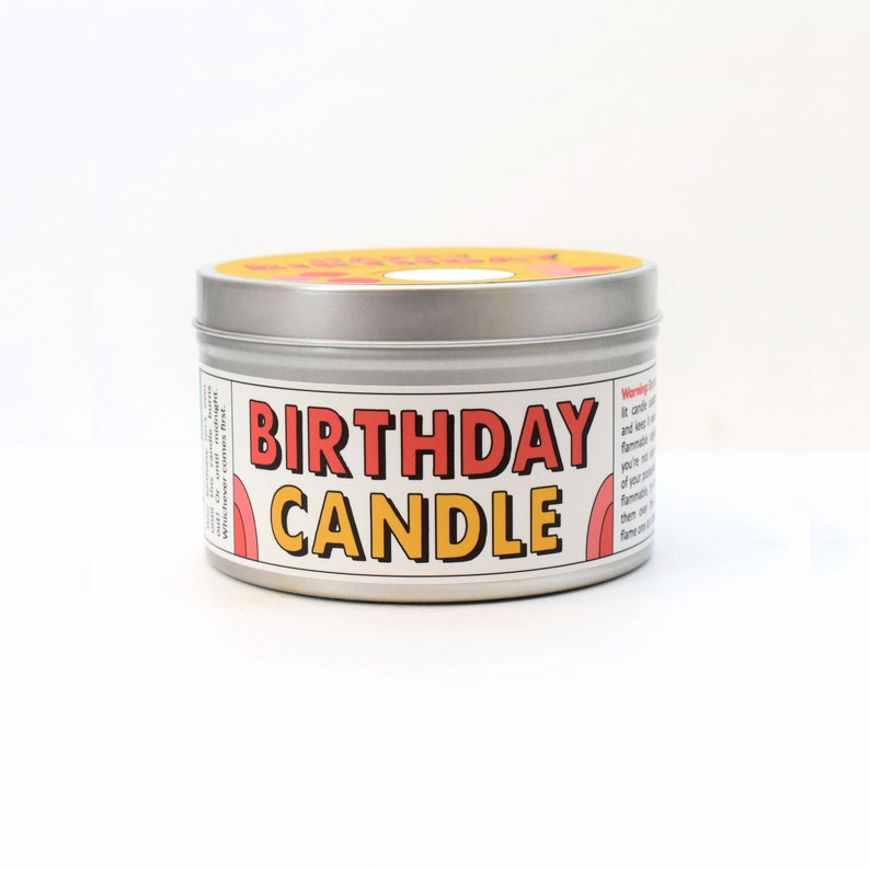 Birthday Candle  Funny Birthday Gift  Funny Best Friend Gift image 0