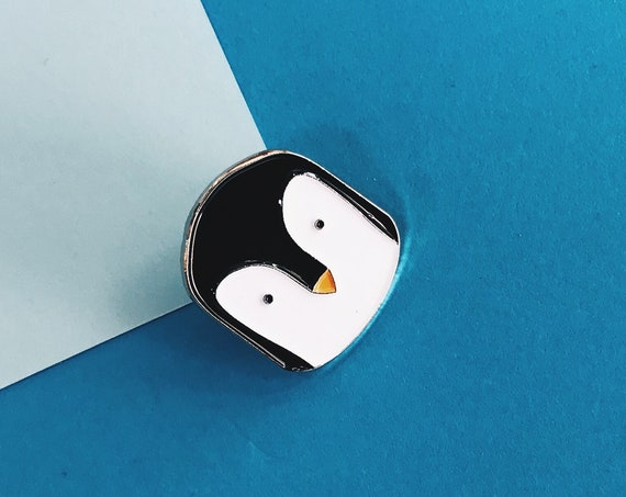 Cute Penguin - Pin