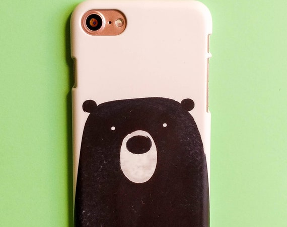 Cute Bear - Phone Case