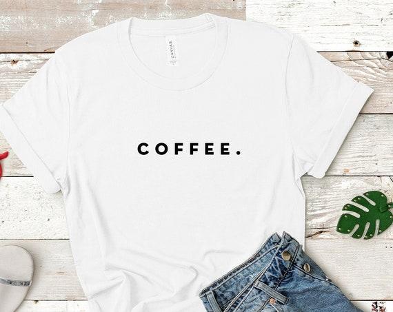 Camiseta Coffee