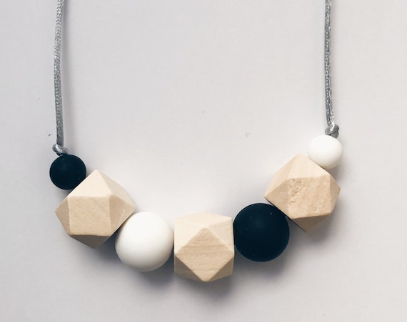 Teething Necklace - Tom