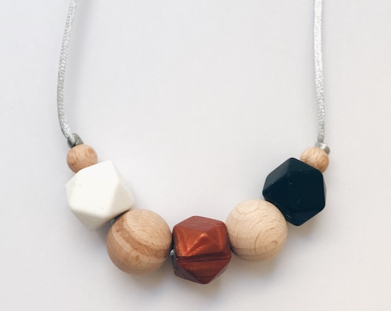 Teething Necklace - Mamma