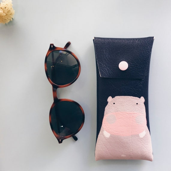 Funda Gafas - Happy Hippo